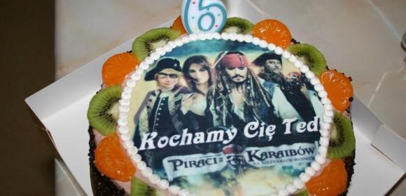 Pirackie urodziny Teodora!