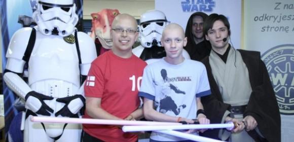 Gwiezdne Wojny w Klinice Onkologii