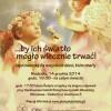 Zapraszamy do udziału w uroczystości z okazji Dnia Palenia Świec