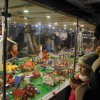 Wystawa budowli z klocków LEGO