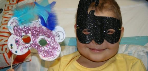 Artystyczna Sobota – karnawałowe maski