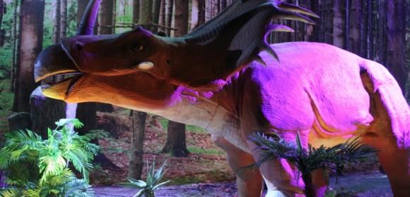 """Wystawa """"Dinozaury na żywo"""""""