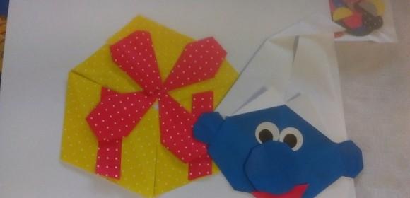 Artystyczna sobota – origami