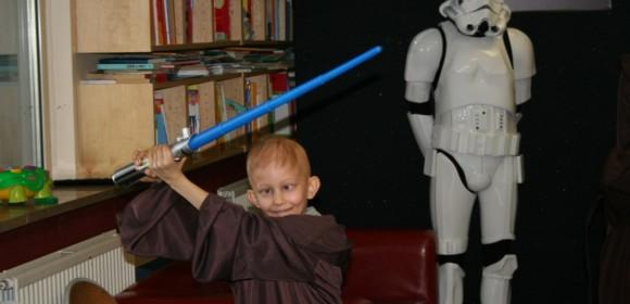 Odwiedziny Star Wars Artistic Team