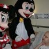 Spotkanie z Myszką Miki i Minnie