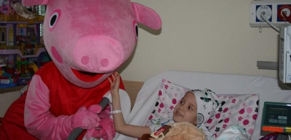 Dzień Dziecka ze Świnką Pepą