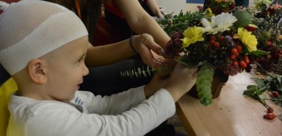 Zajęcia florystyczne